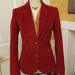 Vintage 80's Corduroy Blazer